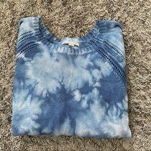 Tye-dye sweater